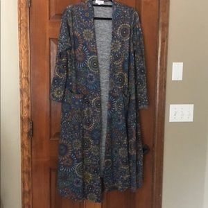 Long LuLaRoe sweater size Large